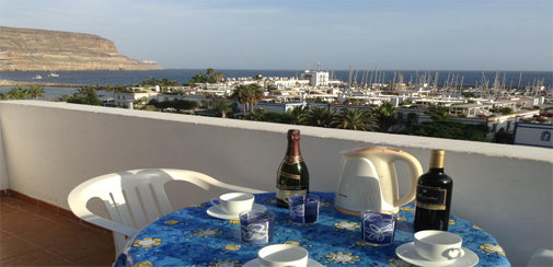 Unsere Apartments in Puerto de Mogan